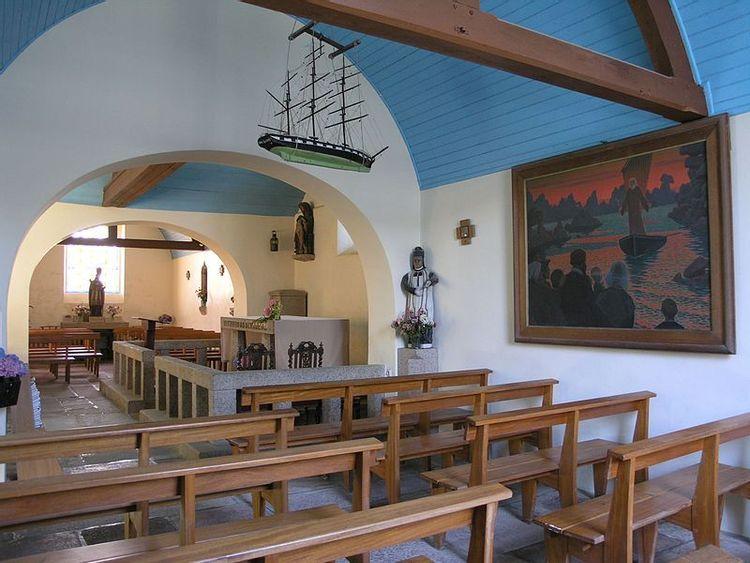 La chapelle Saint-Guirec à Perros-Guirec @ Commune de Perros-Guirec