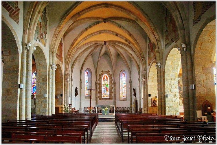 Eglise de Saint-Rémy-sur-Durolle - Mairie de Saint-Rémy-sur-Durolle
