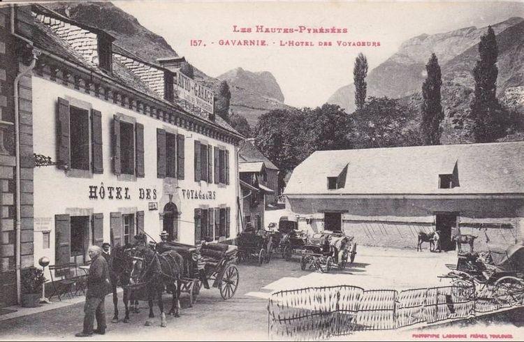 Hôtel des voyageurs à Gavarnie-Gèdre