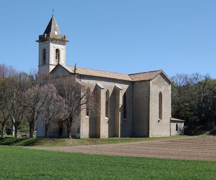 Eglise Saint-Blaise des Mées