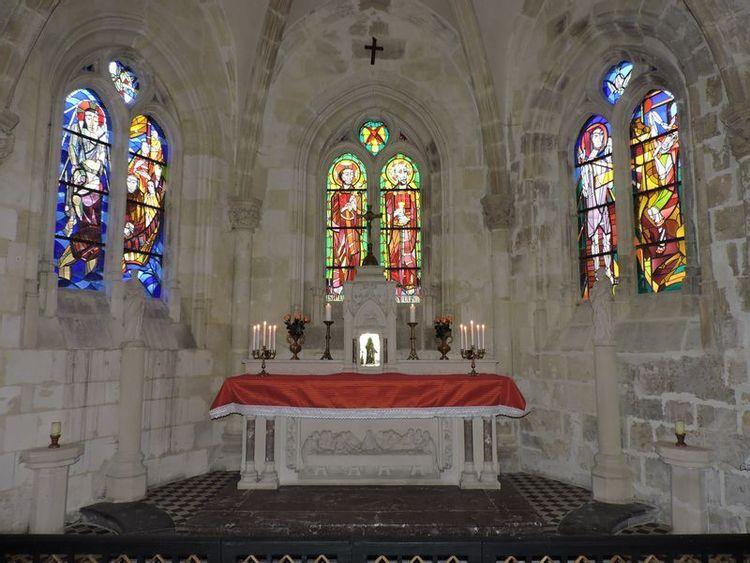 Eglise Saint-Pierre-Saint-Paul à Grand-Verly