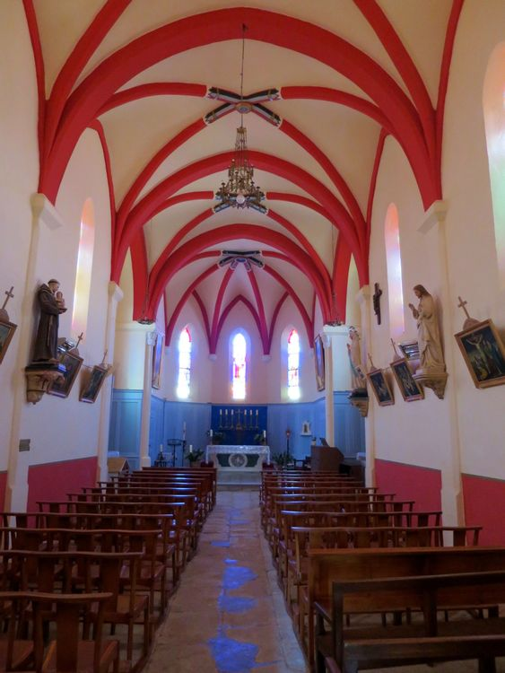 Eglise St Félix de Gérone