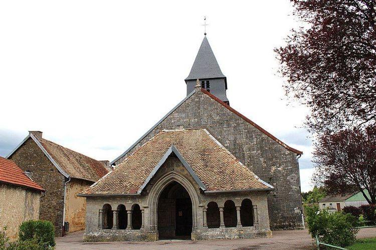 Presbytère de Prez-sous-Lafauche