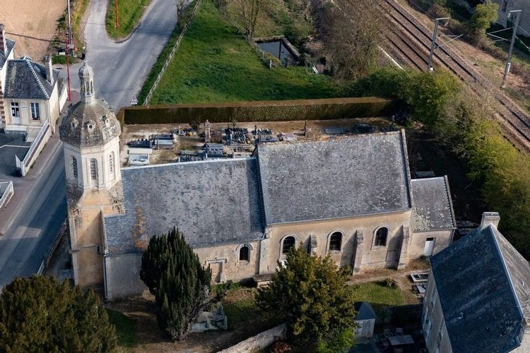 L'église Notre-Dame de Condé-sur-Seulles