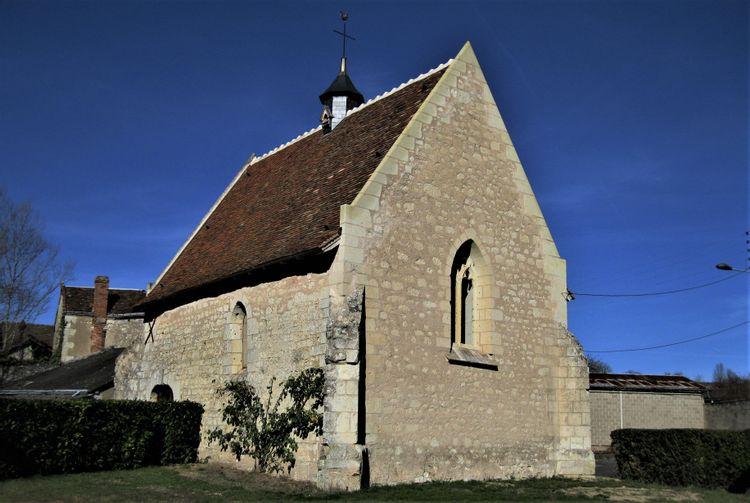 Chapelle de Tous les Saint de Preuilly sur Claise