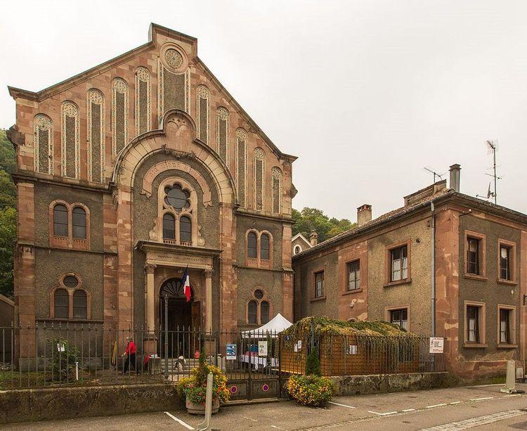 synagogue de thann