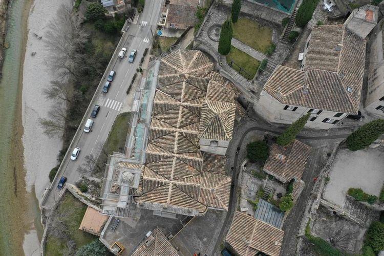 Cathédrale Sainte-Marie-de-l'Assomption à Vaison la Romaine