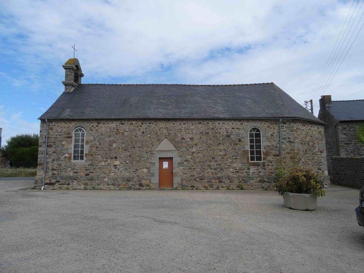 Chapelle des Grèves à Langueux