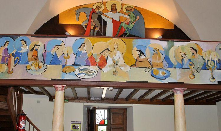 Eglise Saint-Martin de Carbes dans le Tarn