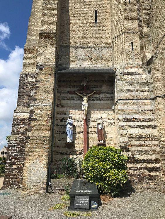 Eglise Saint-Omer de Bambecque