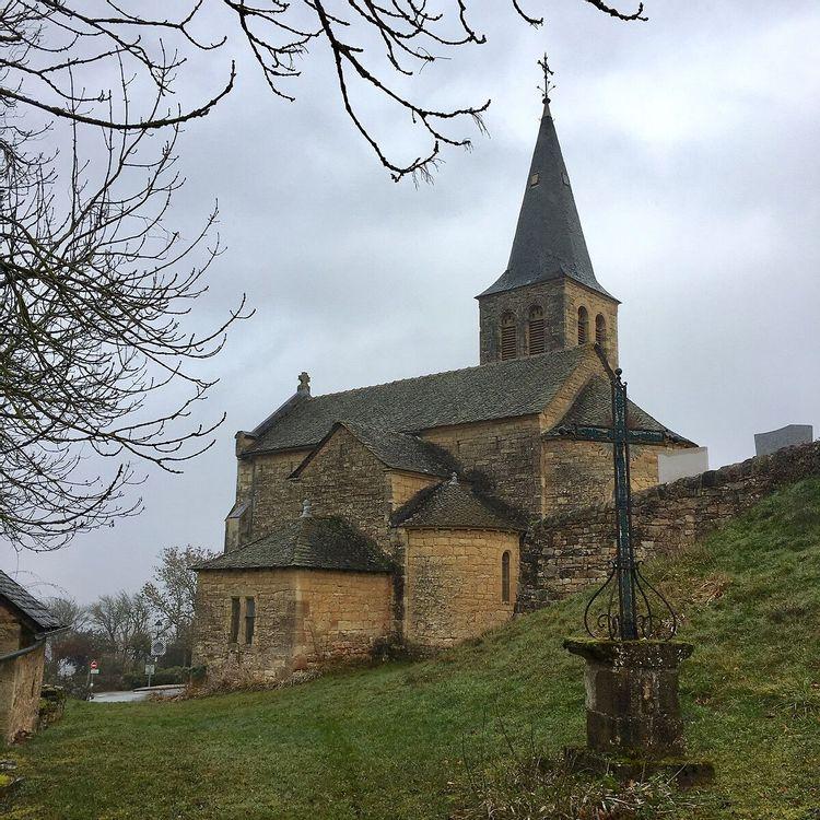 Eglise de Panat à Clairvaux