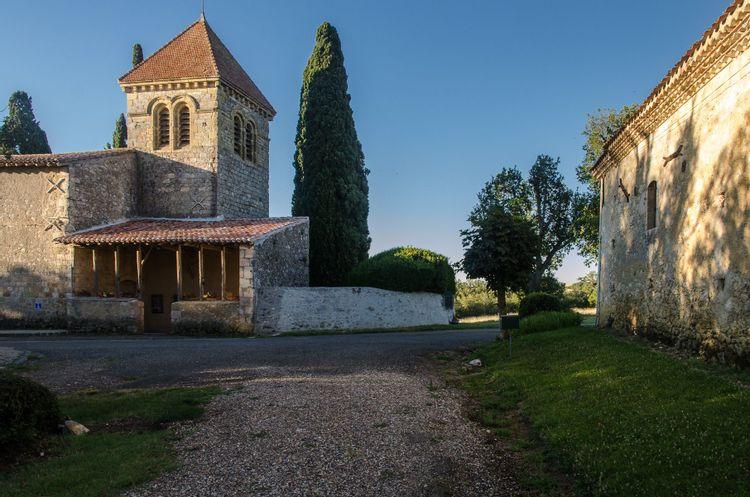 Eglise de Puységur