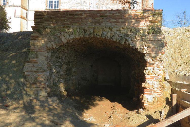 Grotte du château de Bonrepos-Riquet