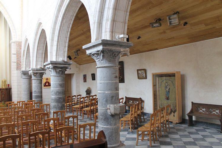 Chapelle Notre-Dame de Réconciliation à Lille