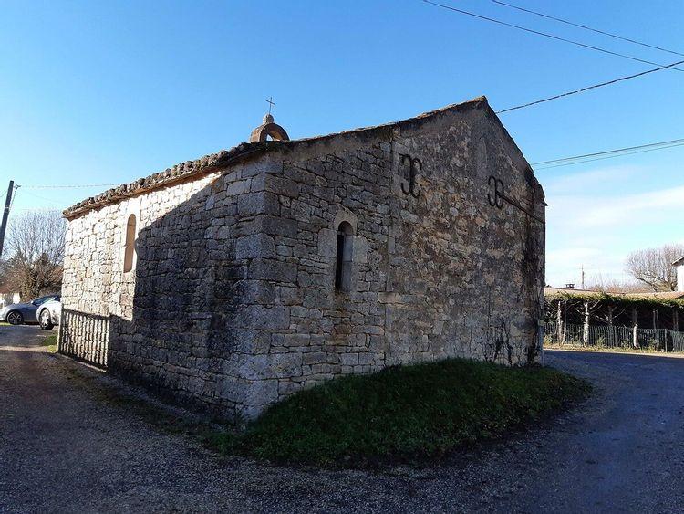chapelle mas del sol dans le lot