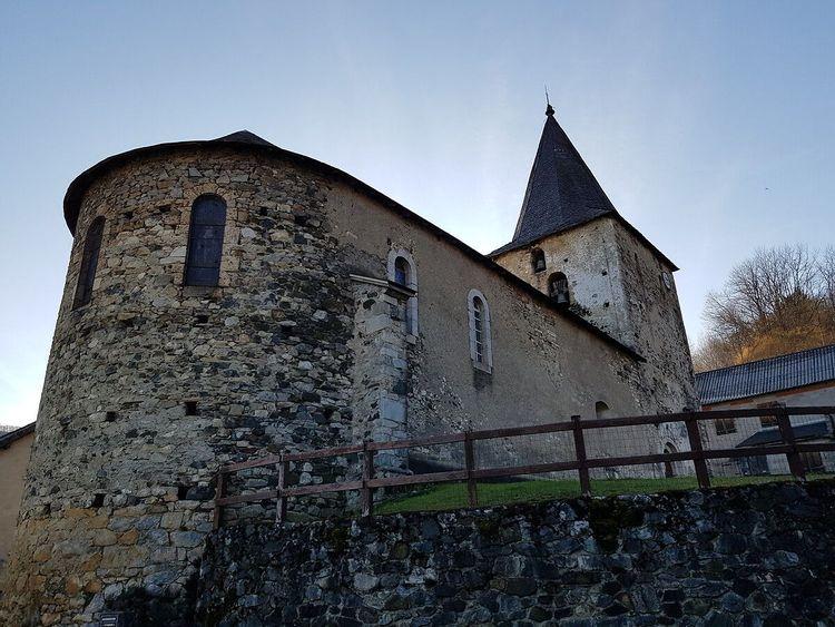 Eglise Saint-Roch de Portet-d'Aspet