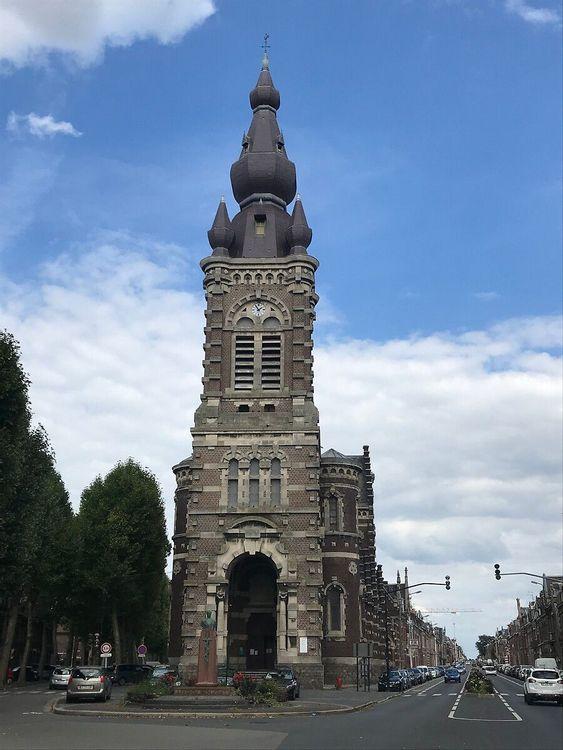 Eglise Saint Michel de Valenciennes