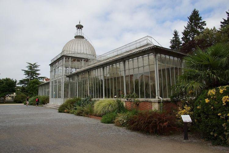 orangerie du jardin massey