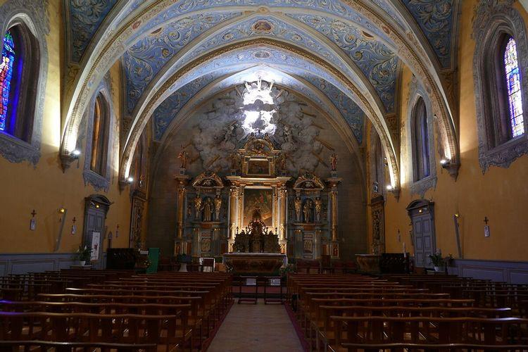 Orgue de l'église Saint-Martin