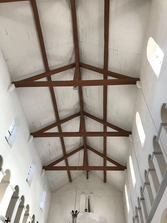 Eglise Saint-Adrien de Bissezeele - intérieur