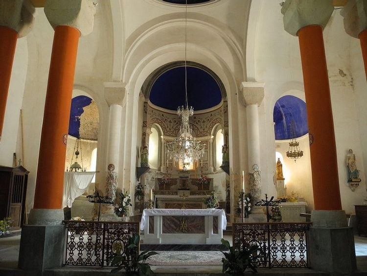 église saint-maffre à bruniquel