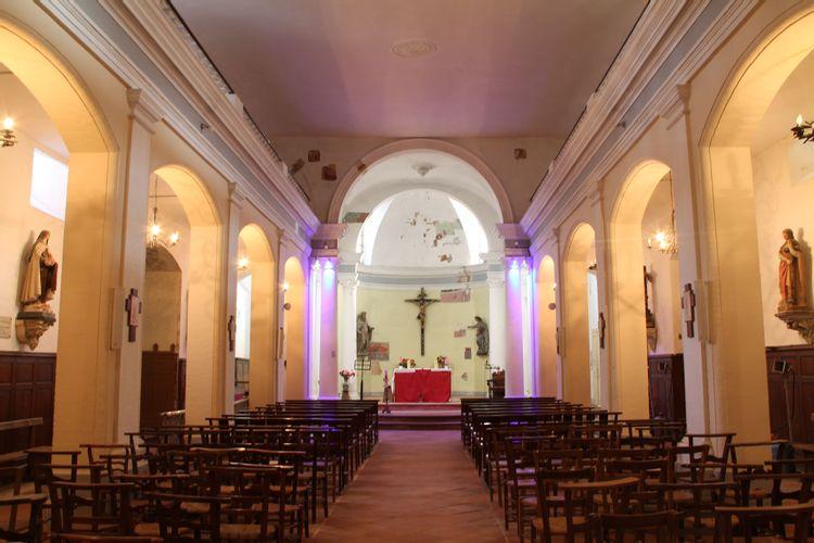Eglise Sainte-Marie-Madeleine d'Escatalens
