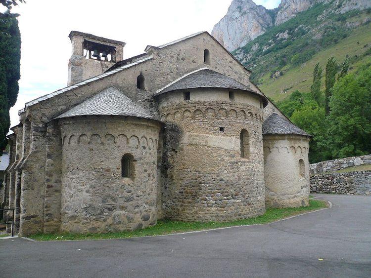 eglise romane de verdun