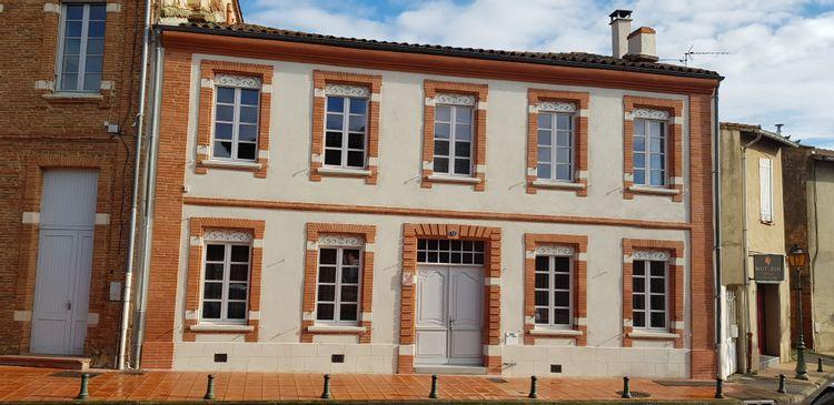 Maison urbaine des Garrigues à Portet-sur-Garonne