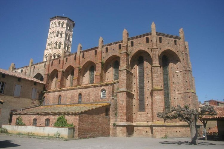 cathédrale sainte-marie de lombez