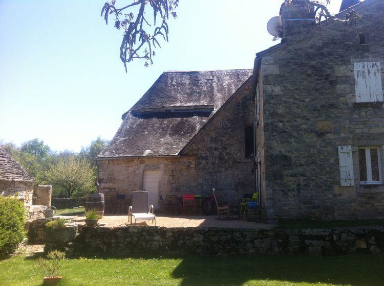 Eglise Saint-Aignan de Saint-Chignes à Gramat