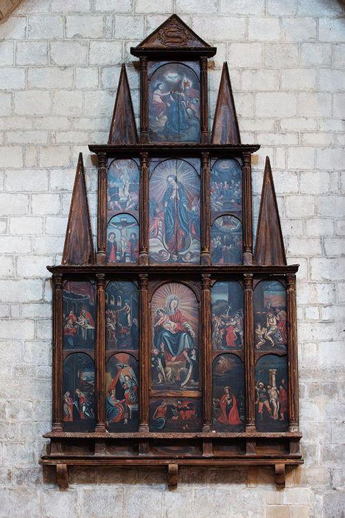 Église Abbatiale Sainte-Marie de Souillac