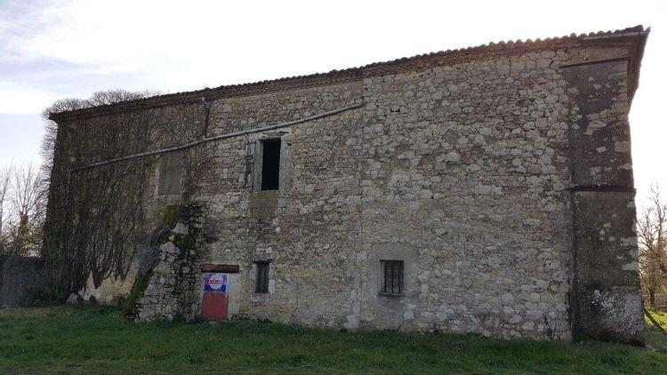 Maison ancienne à La Cassagne à Lectoure