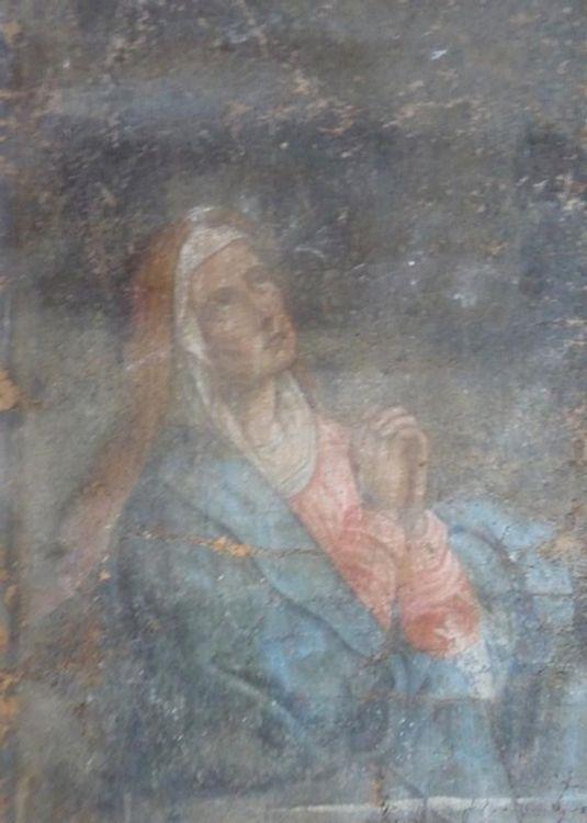 Objets mobiliers de l'église d'Ussel