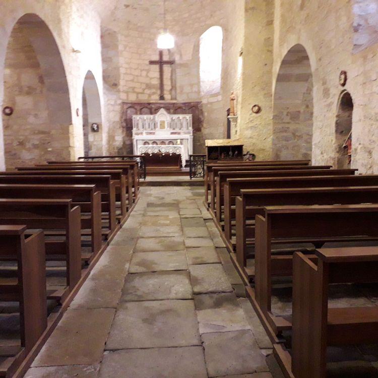 Eglise Saint-Vincent-du-Pendit
