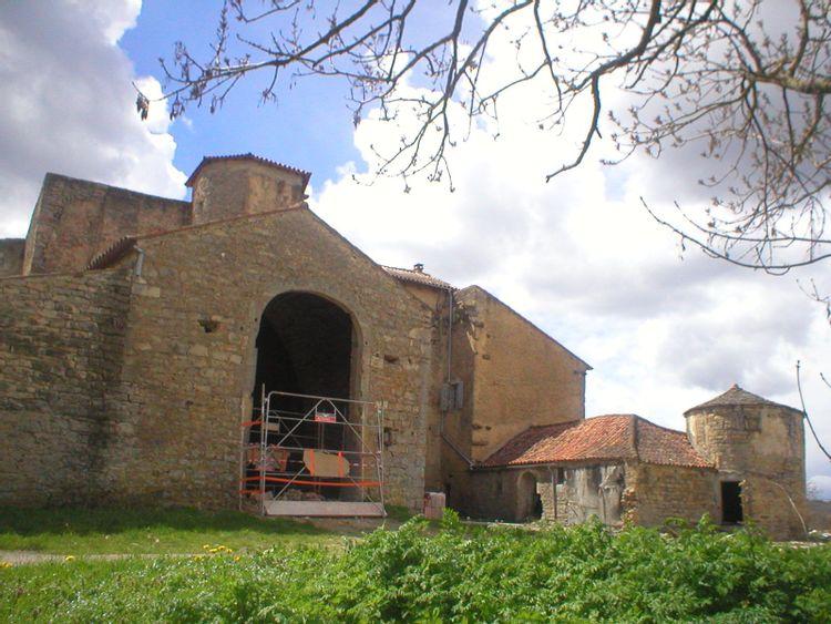 La grange du Castel d'Alzac