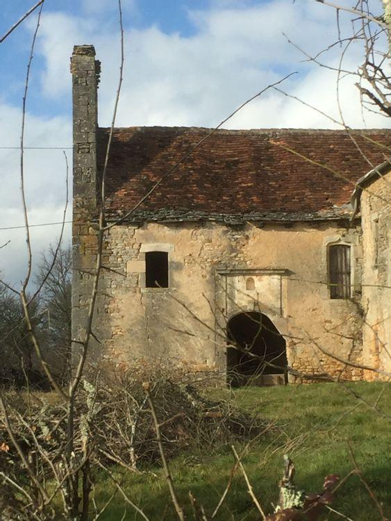 Ancienne église de Flaujac-Gare