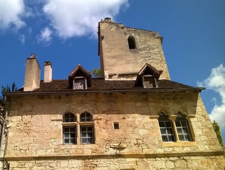 Maison d'André Breton à Saint-Cirq-Lapopie