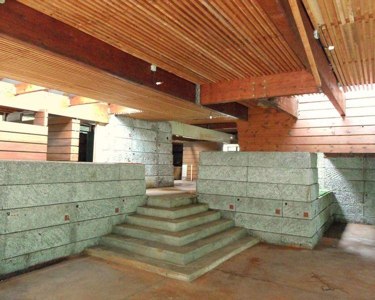 atelier de l'architecte edmond lay