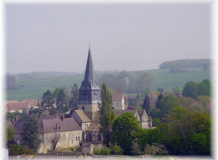 Eglise Saint-Josse de Parnes