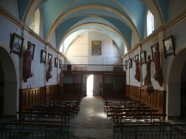 Eglise Saint-Barthélémy de Terrebasse