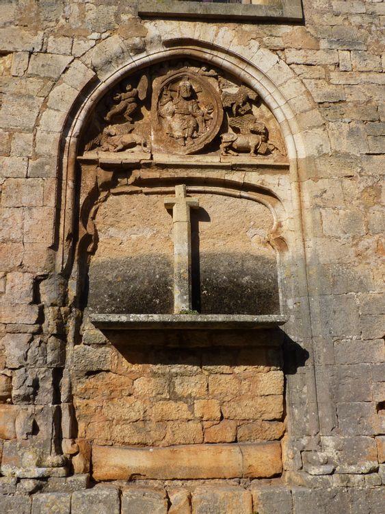 L'église Saint-Pierre-ès-Liens de Goujounac