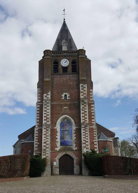 Eglise Saint Chrysole de Verlinghem