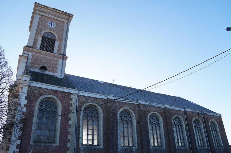 Eglise Sainte-Rictrude de Marchiennes
