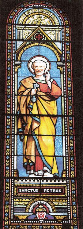 Vitraux de l'église Saint Georges