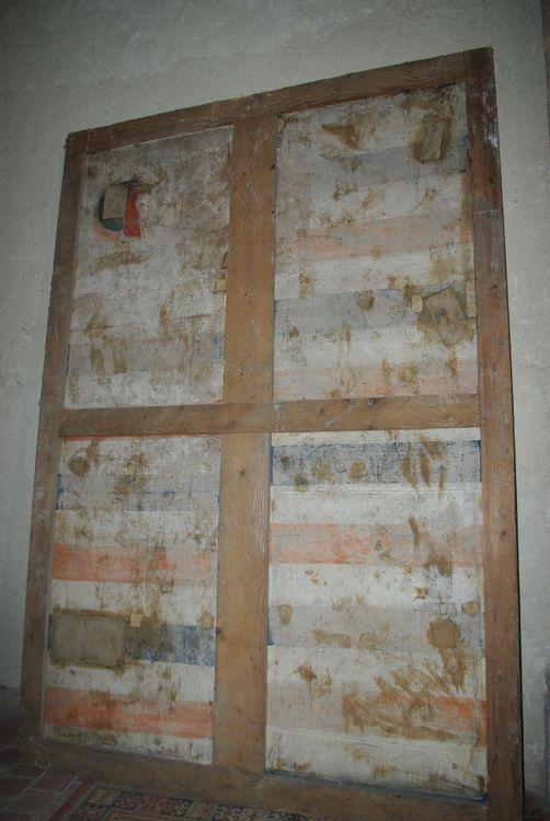 Tableaux de l'église Saint-Volusien à Foix dans l'Ariège