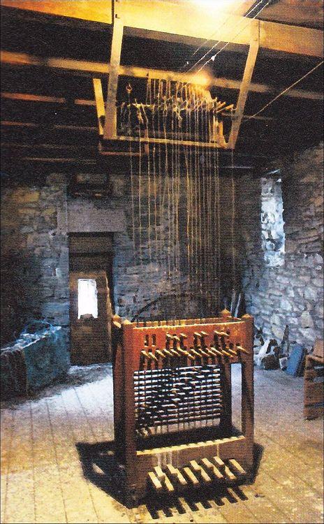 Carillon de l'église du Sacre Cœur de Millau