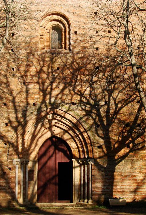 Eglise Saint-Martin à Poucharramet