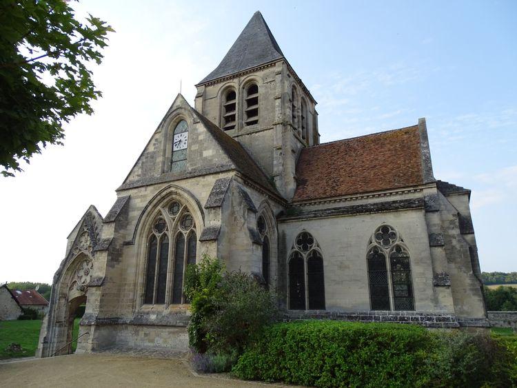 Eglise Saint-Pierre-et-Paul de Presles-et-Boves
