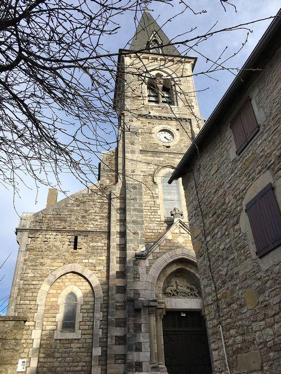 Eglise de Campagnac
