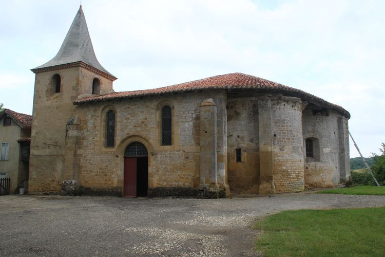 eglise saint-ausit de croute